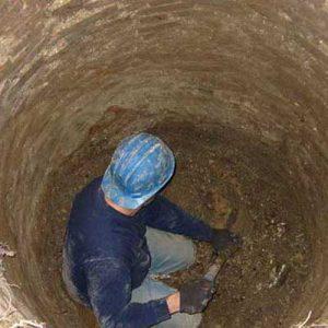 حفاری چاه تهران
