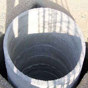 کول گذاری چاه فاضلاب در لواسان
